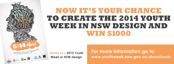 Design Competition Facebook Banner - Youth Week 2014