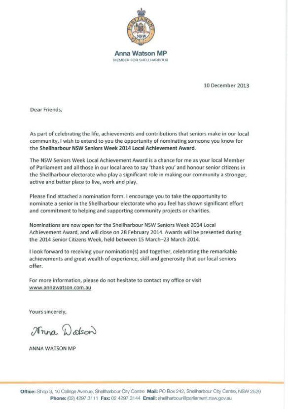 2013-12-17 09_17_07-Dear Friends - Seniors Week Award.pdf - Adobe Reader