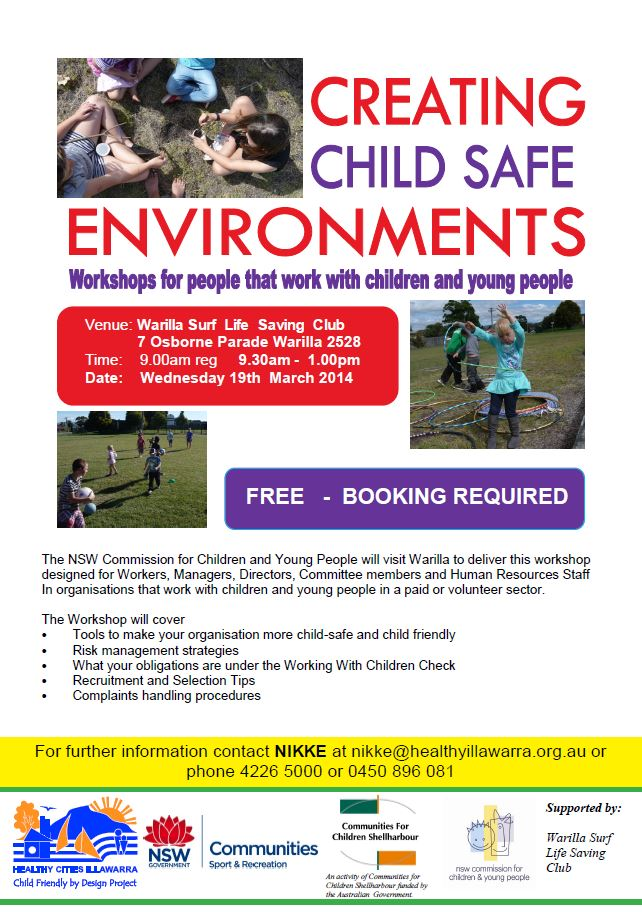 creating safe environments essay Five ways to create a safe classroom space  create the classroom environment which will both nurture and challenge my students i can intentionally and purposely .
