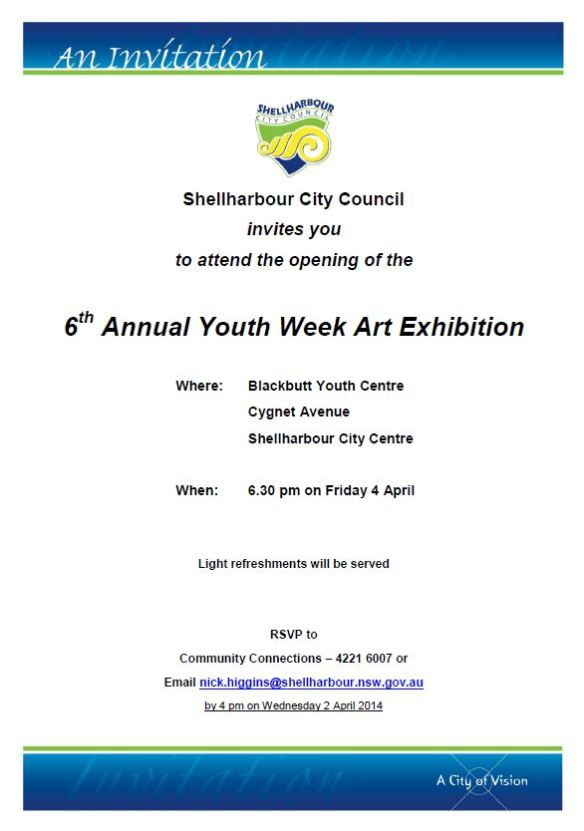 2014-03-27 09_38_24-Invite 6th Annual Youth Week Exhibition 2014.pdf - Adobe Reader