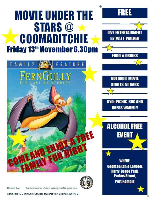 Ferngully at Coomie [Read-Only] - Microsoft Word