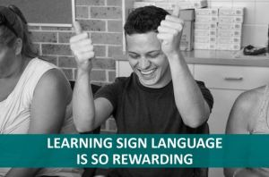 Sign Language classes Term 4 - Message (HTML)
