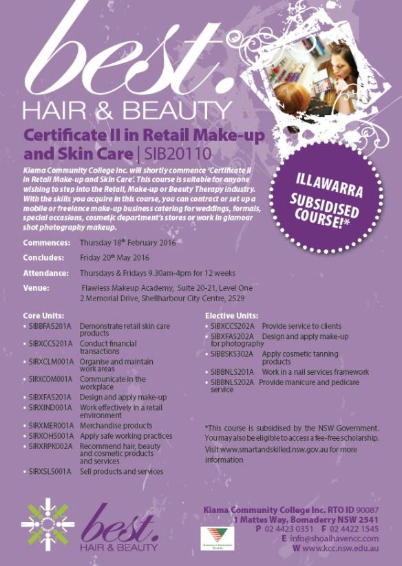 Funded Cert II Makeup  Skin Care 2016_PRINT (3).pdf - Adobe Acrobat Reader DC