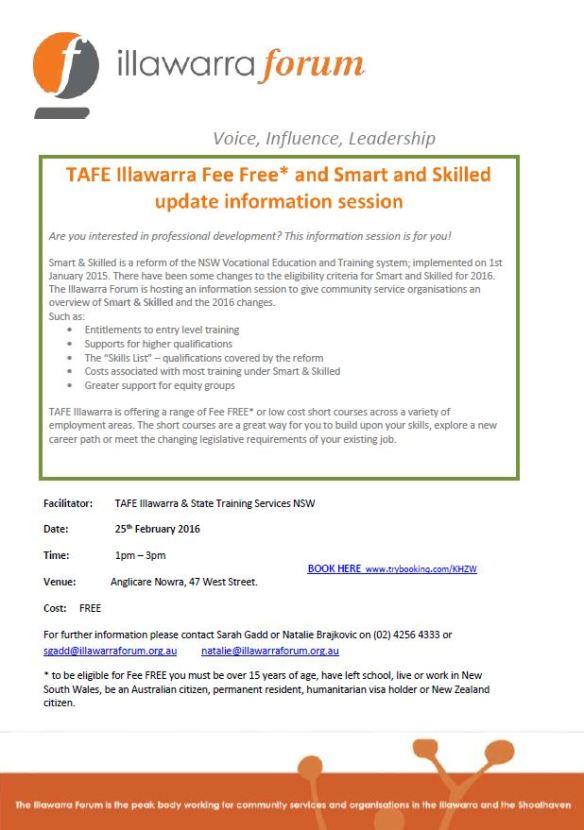 TAFE  SS INFO Nowra 25-02-16.pdf - Adobe Acrobat Reader DC