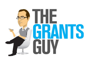 The Grants Guy Logo