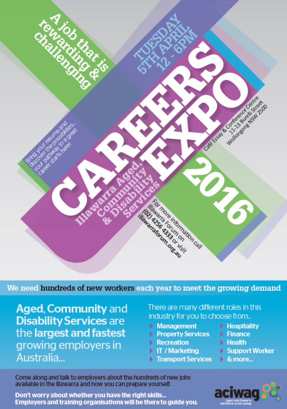 Careers Expo 2016 A4 FLYER.pdf - Adobe Acrobat Reader DC