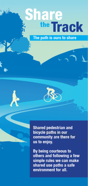 Traffic - Bicycles - Share the Track flyer 2016.PDF - Adobe Acrobat Reader