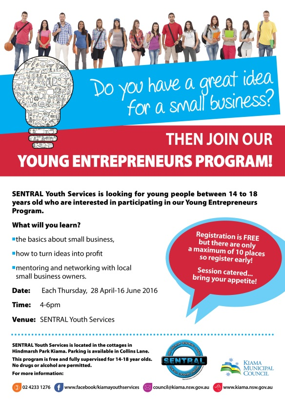 Sentral Young Entrepreneurs Program_SOCIAL MEDIA