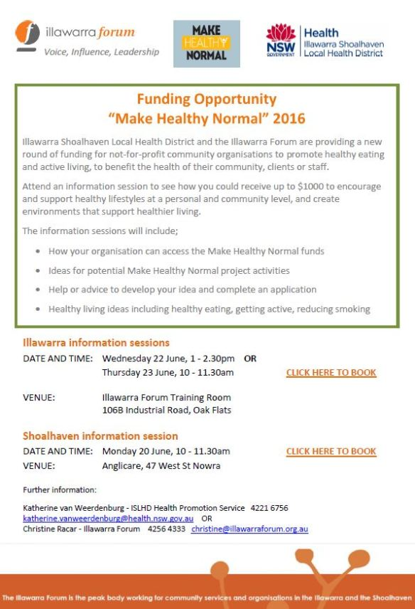Make Health Normal flyer June 2016.pdf - Adobe Acrobat Reader DC