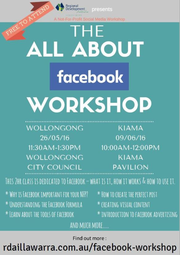 RDAI All About Facebook Workshop.pdf - Adobe Acrobat Reader DC