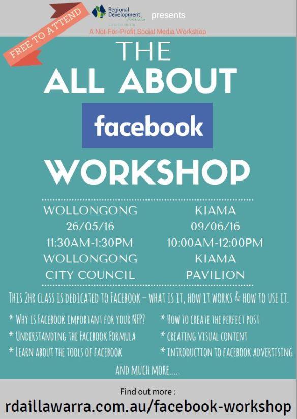 RDAI All About Facebook Workshop.pdf - Adobe Acrobat Reader DC