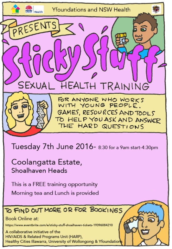 Shoalhaven sticky stuff flyer 2016 .pdf - Adobe Acrobat Reader DC