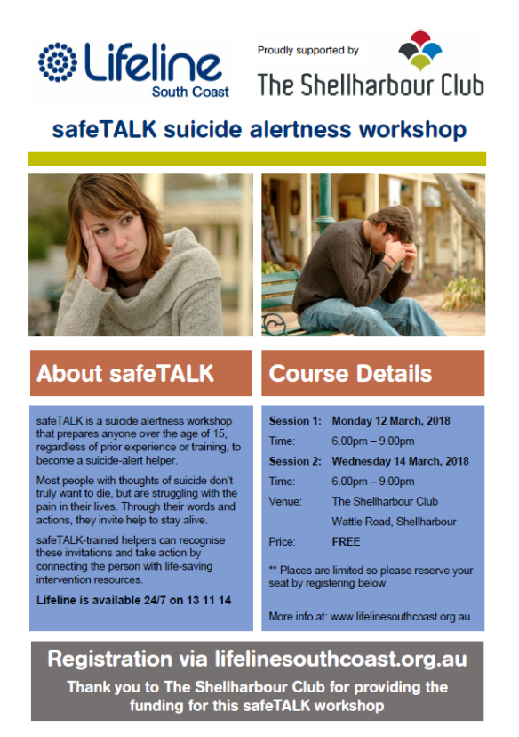 safeTALK A4 flyer - March.pdf - Adobe Acrobat Reader DC