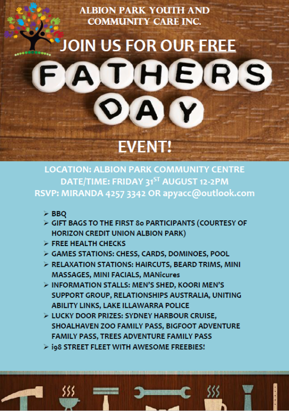 Father's Day Flyer.pdf - Adobe Acrobat Reader DC