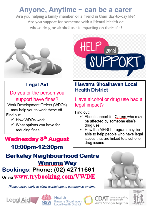 Help support for Carers Berkeley [Read-Only] - Word