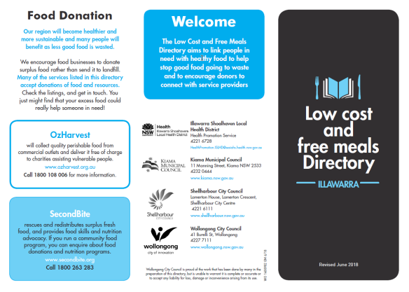 LOW COST MEALS Cover Welcome Donations_.pdf - Adobe Acrobat Reader DC