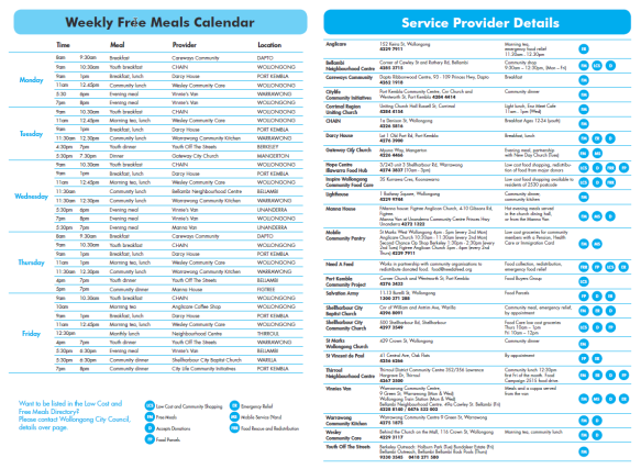 LOW COST MEALS WEB Calendar and Providers_.pdf - Adobe Acrobat Reader DC