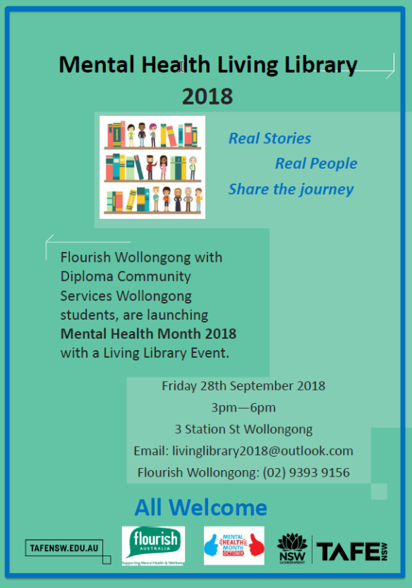 Mental Health Living Library Poster final PDF Teal copy.pdf - Adobe Acrobat Read