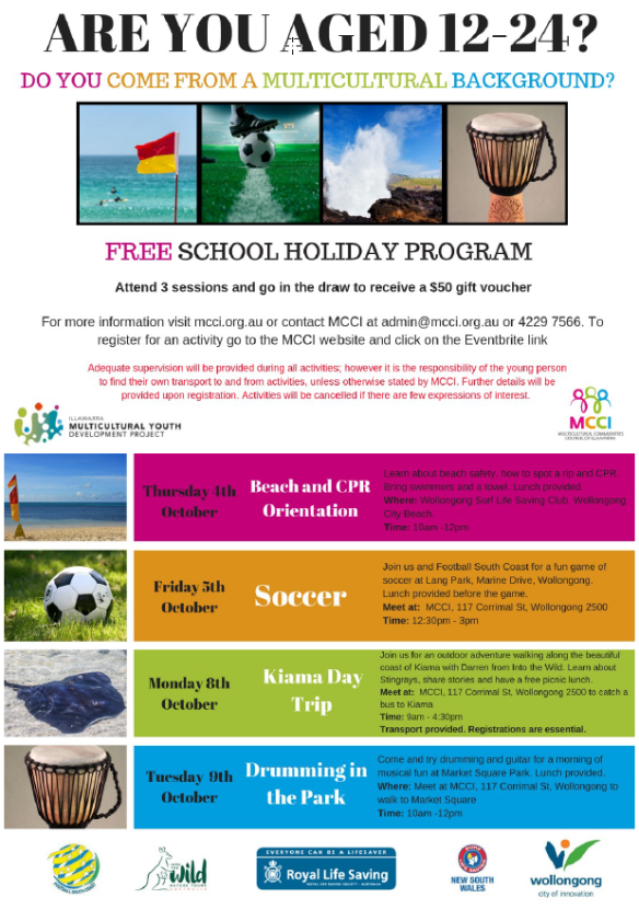 October School holiday flyer.pdf - Adobe Acrobat Reader DC