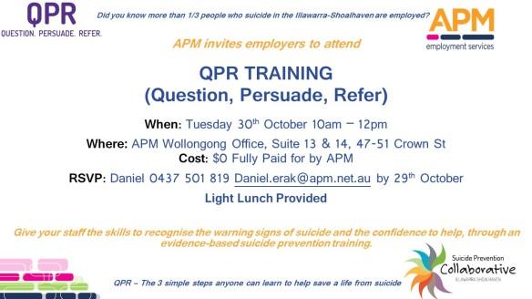 QPR Invite